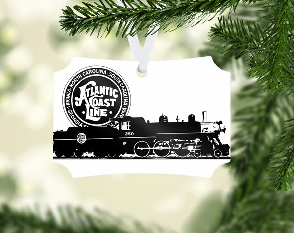 Atlantic Coast Line ACL #250 Ornament