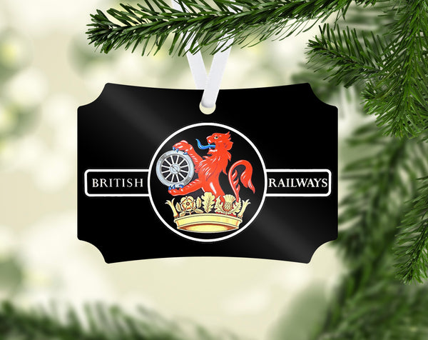 British Railways Ornament