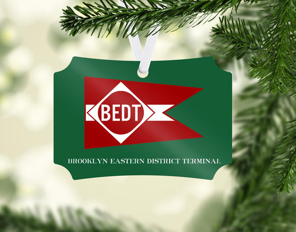 Brooklyn Eastern District Terminal (BEDT) Ornament