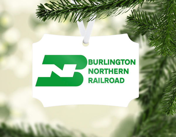 Burlington Northern Ornament
