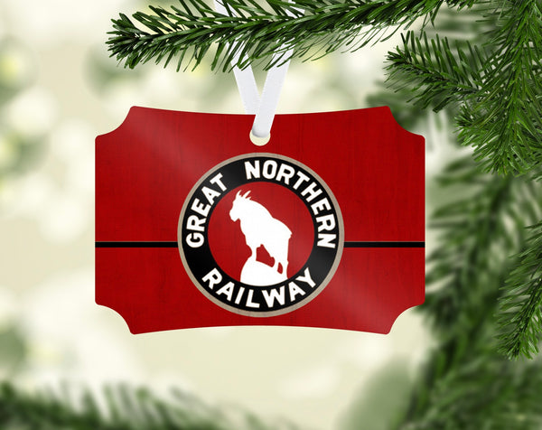 Great Northern RY Ornament
