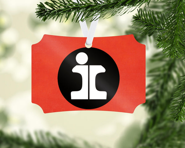 Illinois Central (IC) Ornament