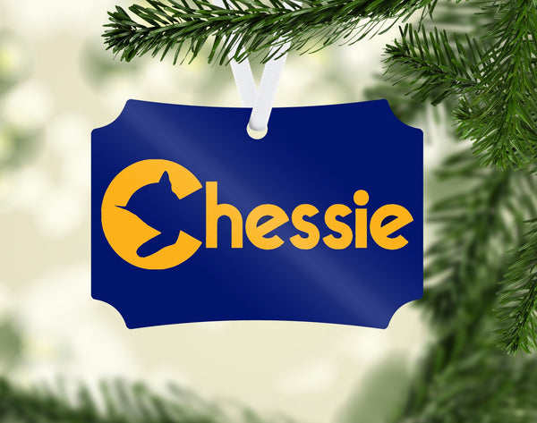 Chessie (C&O) Ornament