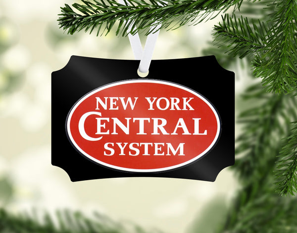 New York Central System (NYC) Ornament