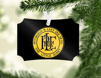 Pittsburgh & Lake Erie RR Co. Ornament