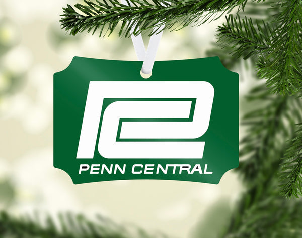 Penn Central Ornament