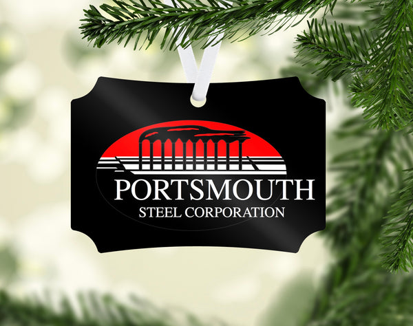 Portsmouth Steel Corp Ornament