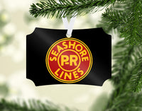 Pennsylvania-Reading Seashore Lines (PRSL) Ornament