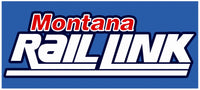 Montana Rail Link Sticker