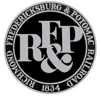 RF&P Vinyl Sticker