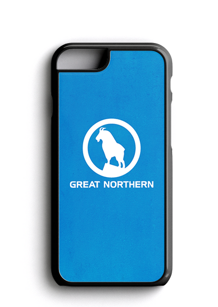 Great Northern Rocky iPhone Case