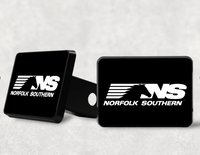Norfolk Southern (NS) Hitch Receiver Cover