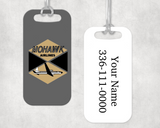 Mohawk Airlines Luggage Tag