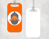 Ann Arbor Luggage Tag