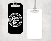 Atlantic Coast Line (ACL) Luggage Tag