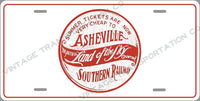 Southern Railway Classic License Plate (4)