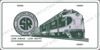 Southern Railway Classic License Plate (7)