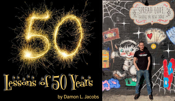 damon l jacobs 50 lessons of 50 years