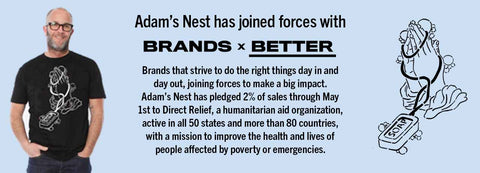 adam's Nest joins brands x better
