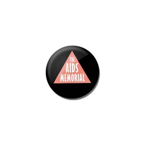 The AIDS Memorial Button supporting Housing Works at Adam's Nest