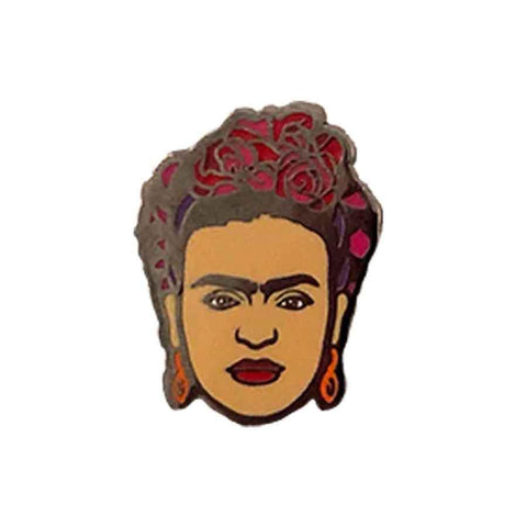 Frida Kahlo Hard Enamel Pin