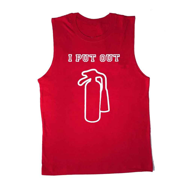 I Put Out Sleeveless T-shirt