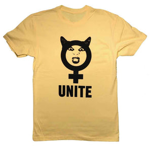 Unite T-shirt supporting Planned Parenthood banana kelly holohan