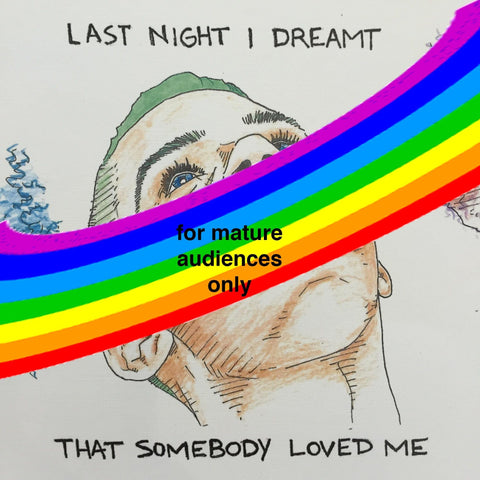 Queer Adult Coloring Book