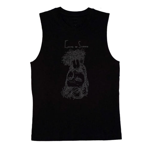 Nathan Rapport Enjoy the silence sleeveless t cocksucker