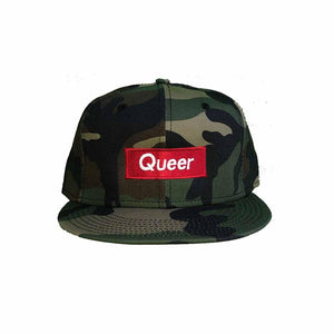 Queer Camo New Era 9FIFTY Snapback Hat