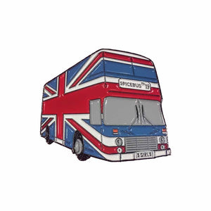 The Spice Girls Spicebus Enamel Pin