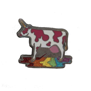 Unicow Hard Enamel Pin