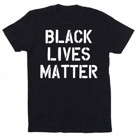 BLACK LIVES MATTER Charity T-shirt