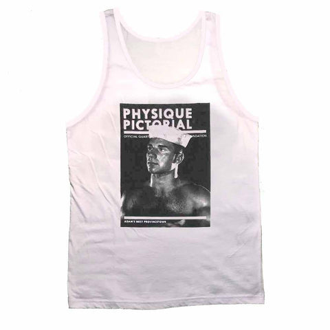 Physique Pictorial Tank Supporting ASGCC Adams Nest Provincetown