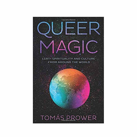 queer magic book tomas prower