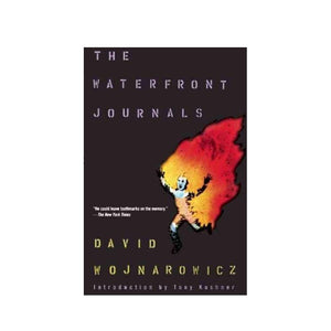 The Waterfront Journals: And Other Erotica by David Wojnarowicz