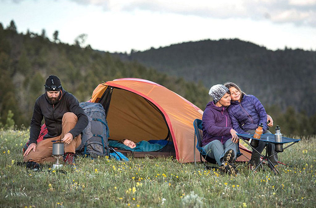 Alps Mountaineering Zephyr 3, your favorite summer tent.