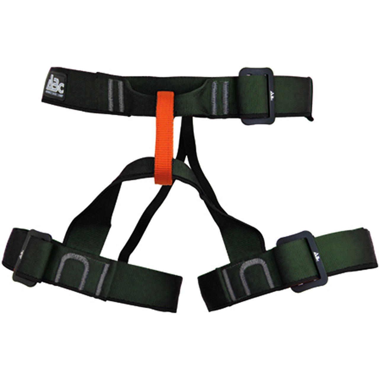 Advanced Base Camp Guide Harness Forest Green
