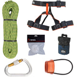 AlpineExtreme Complete Rock Climbing Starter Kit
