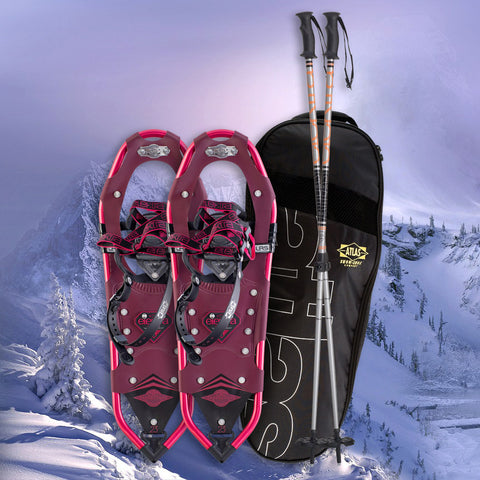Atlas Elektra Rendezvous Women's Trail Snowshoe Kit