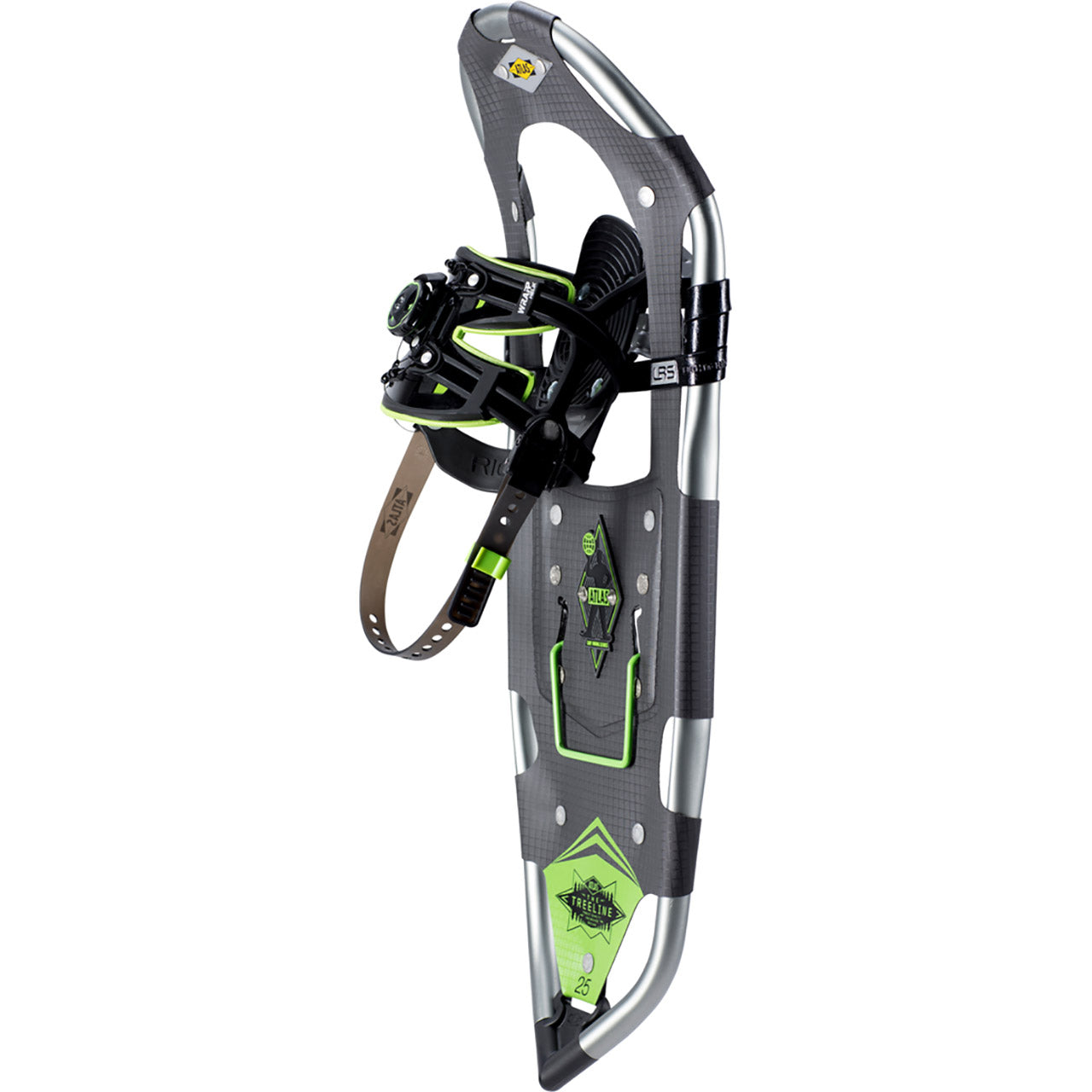 Atlas Treeline Men's Trail Snowshoe Side