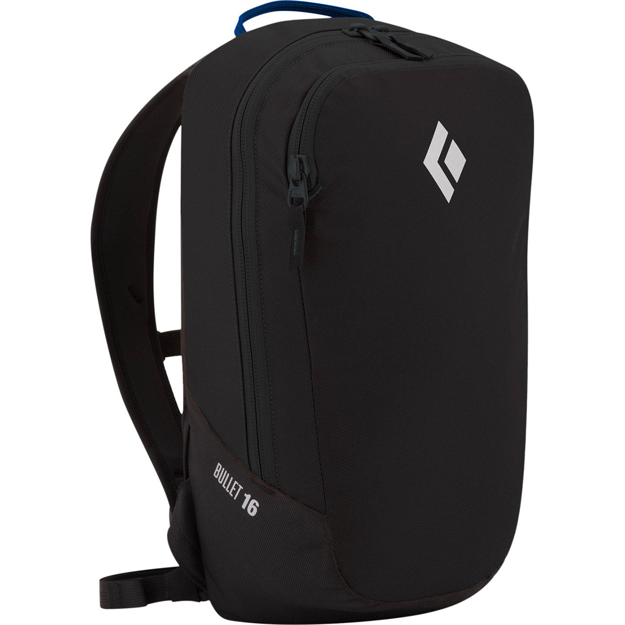 Black Diamond Bullet 16 Mountaineering Pack Black Front