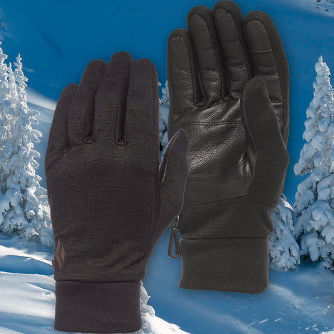 Black Diamond Heavyweight Wooltech Glove Liner