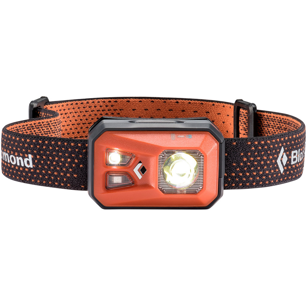 Black Diamond 2018 ReVolt Headlamp Octane Strobe