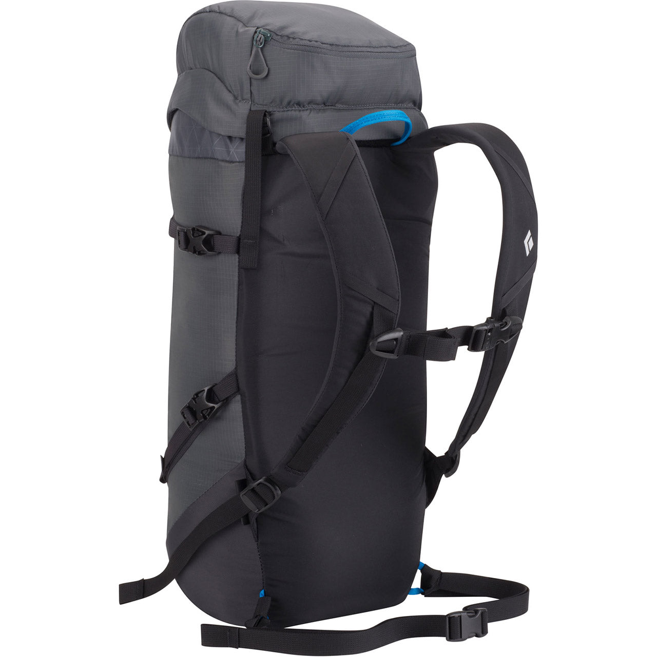 Black Diamond Speed 22 Mountaineering Pack Back Graphite