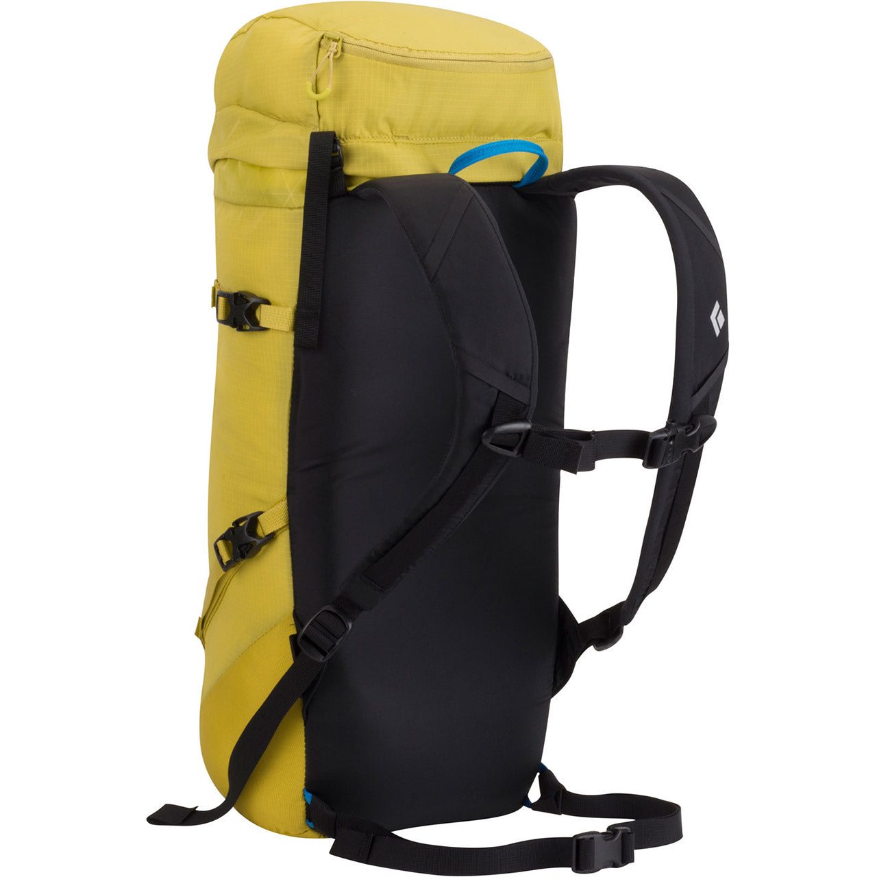 Black Diamond Speed 22 Mountaineering Pack Back Sulpher