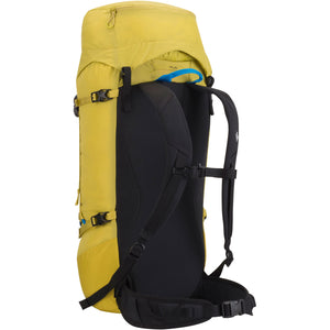 Black Diamond Speed 30 Mountaineering Pack Back Sulphur