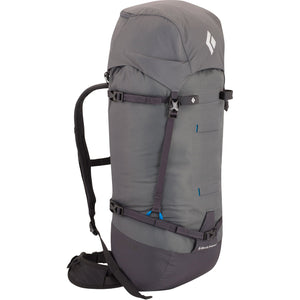 Black Diamond Speed 30 Mountaineering Pack Front Graphite