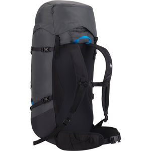 Black Diamond Speed 40 Mountaineering Pack Back Graphite