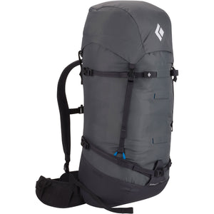 Black Diamond Speed 40 Mountaineering Pack Front Graphite